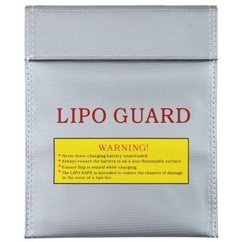 OCDAY 1 pc Ignifuge RC LiPo Sécurité de La Batterie Sac Safe Guard Charge Sack 180X230mm Nouvelle Vente