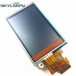 Skylarpu lcd-bildschirm für GARMIN Dakota 20 Handheld GPS LCD display mit touchscreen digitizer Reparatur ersatz