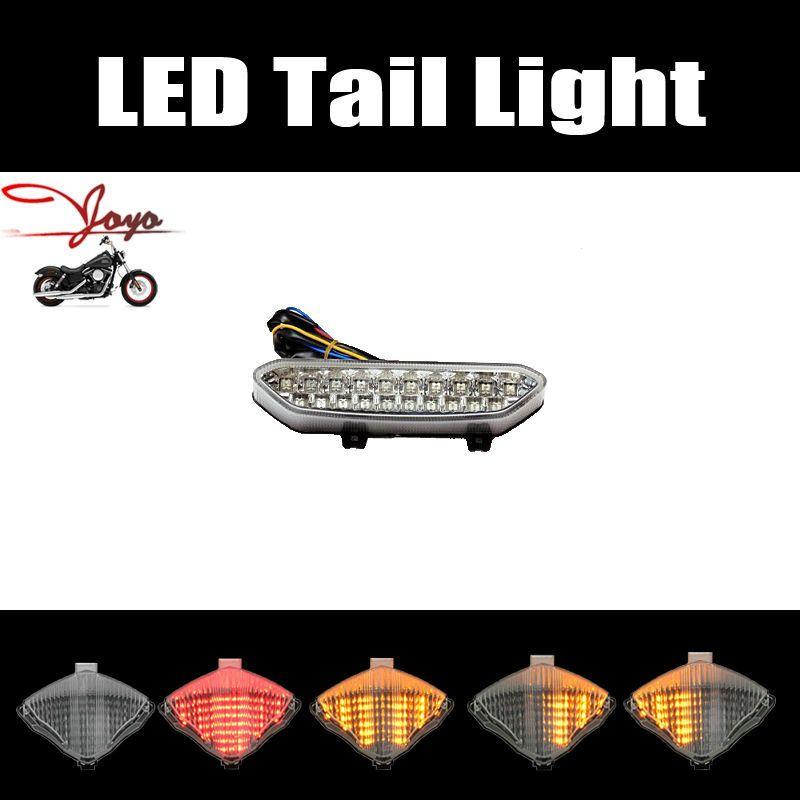 Brand New Motorcycle Brake Lights Tail Light For YZF R1 2002-2003 ATV Raptor 700