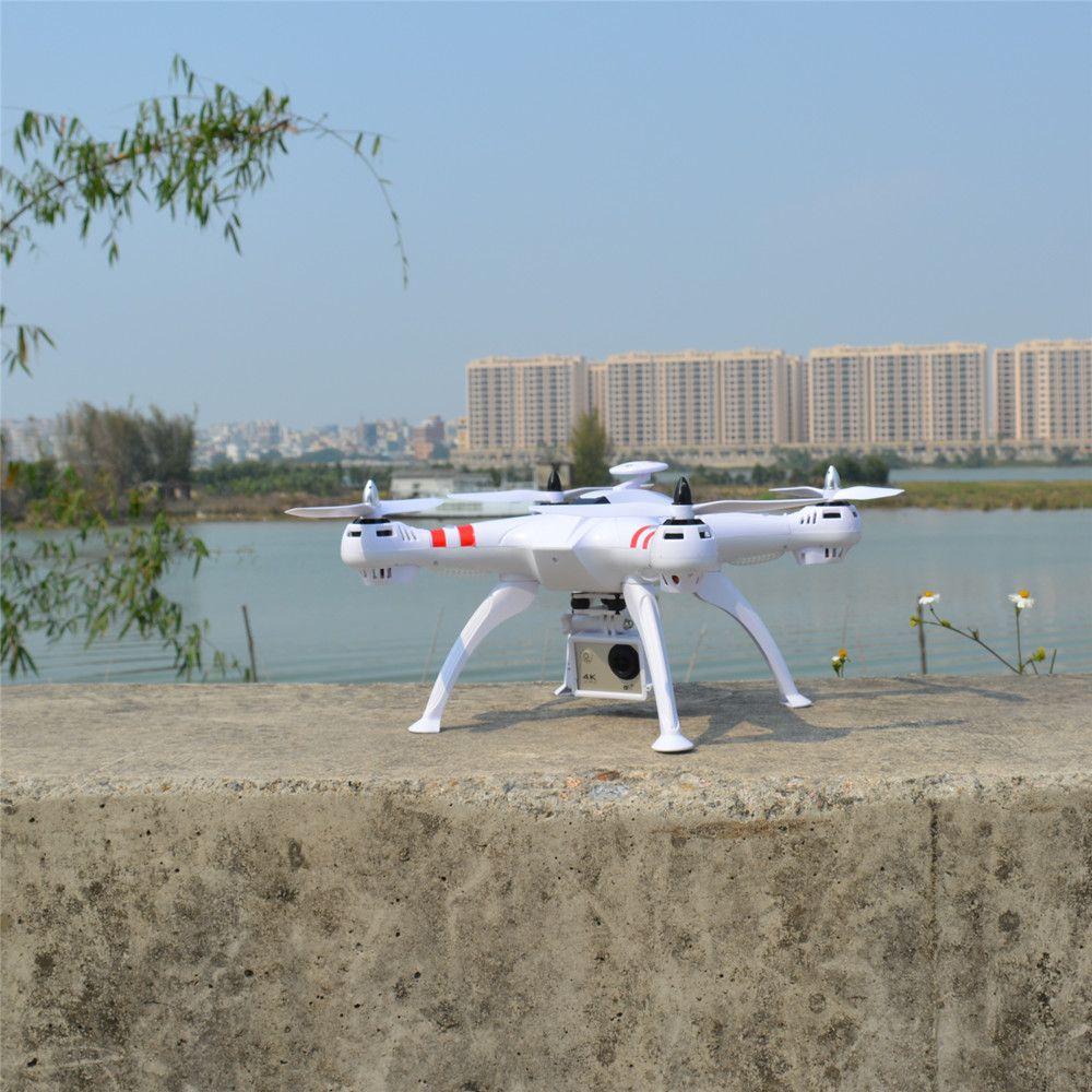 Ventes chaudes Bayang X16 Moteur Brushless RC Quadcopter Drone Hélicoptère Professionnel Drone Peut Contenir 2MP wifi Et D'action caméra