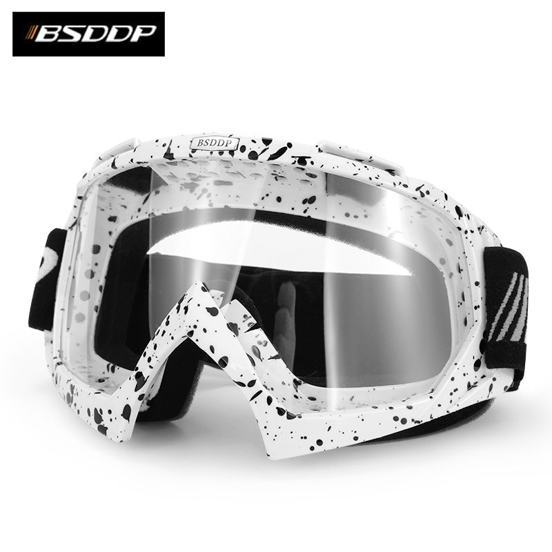2017 Motorcycle Goggles Glasses Motocross Goggle Off Road Dirt Bike Protective Gear BSD0902