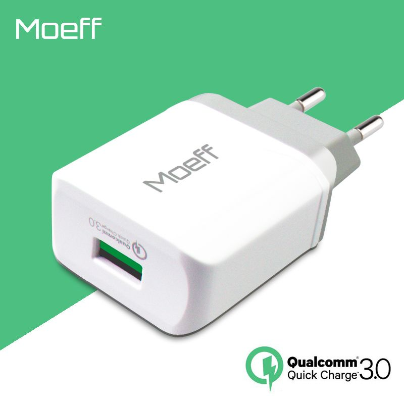 5V3A Qualcomm Charge Rapide 3.0 USB UE Chargeur de Téléphone Adaptateur Mur voyage Chargeur Plug Rapide Rapide De Charge Pour Samsung S5 iphone