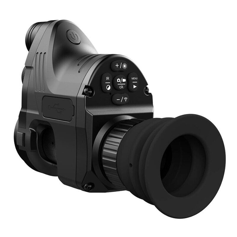 PARD nachtsicht zielfernrohr anblick mit dem ziel geändert infrarot nachtsicht, Schnelle demontage tag und nacht IR verwenden Monokulare NV007