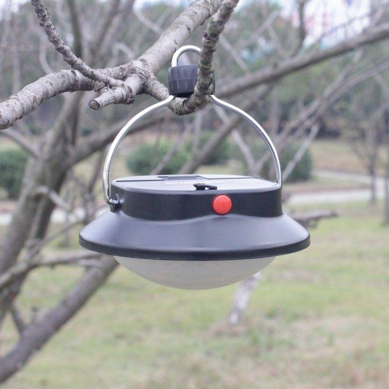 Yupard Camping lanterne Tente Portable Lanterne Pêche Lumière 60 LED sport en plein air lampe de poche puissance AAA 18650 batterie rechargeable