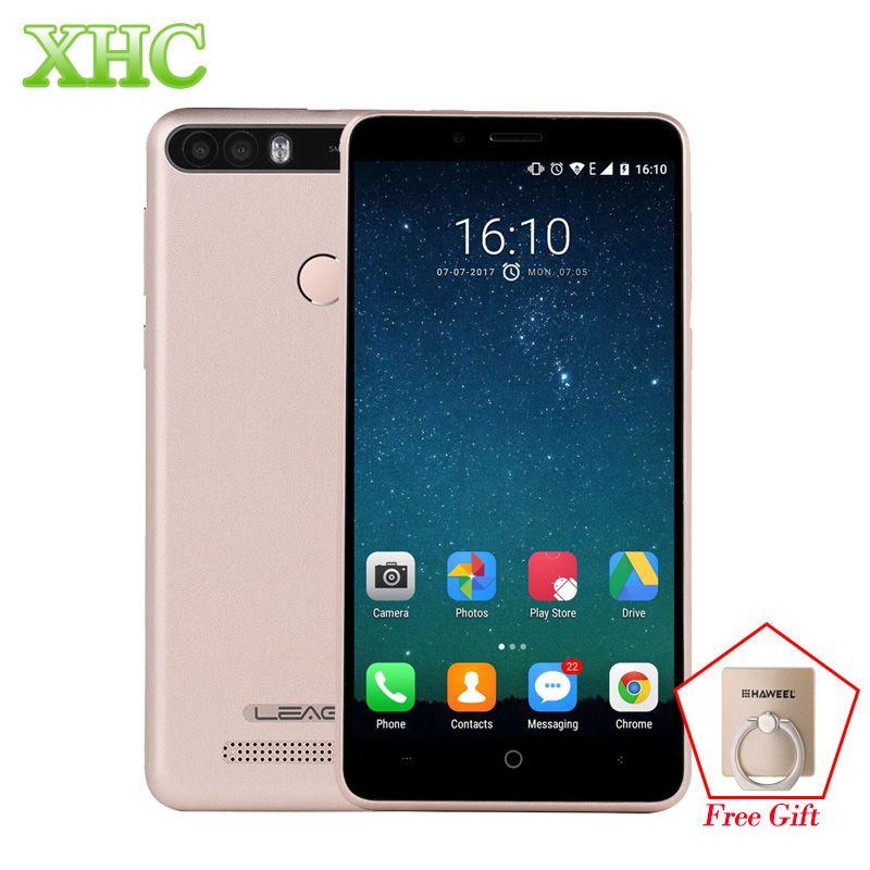 LEAGOO KIICAA POWER 5.0'' Smartphone RAM 2GB ROM 16GB 8MP 5MP Cameras Fingerprint ID Android 7.0 Quad Core Dual SIM Mobile Phone