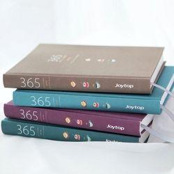 Lucu Alat Tulis Notebook 365 Planner Kawaii A5 Mingguan Bulanan Harian Diary Planner 2019 Buku dan Jurnal Sekolah
