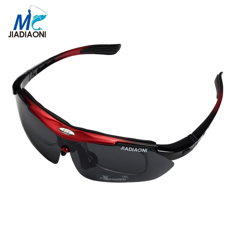 JIADIAONI Polarized Sunglasses Men Outdoor Sport Sun Glasses For Driving Fishing Golfing Gafas De Sol Hipster Essential