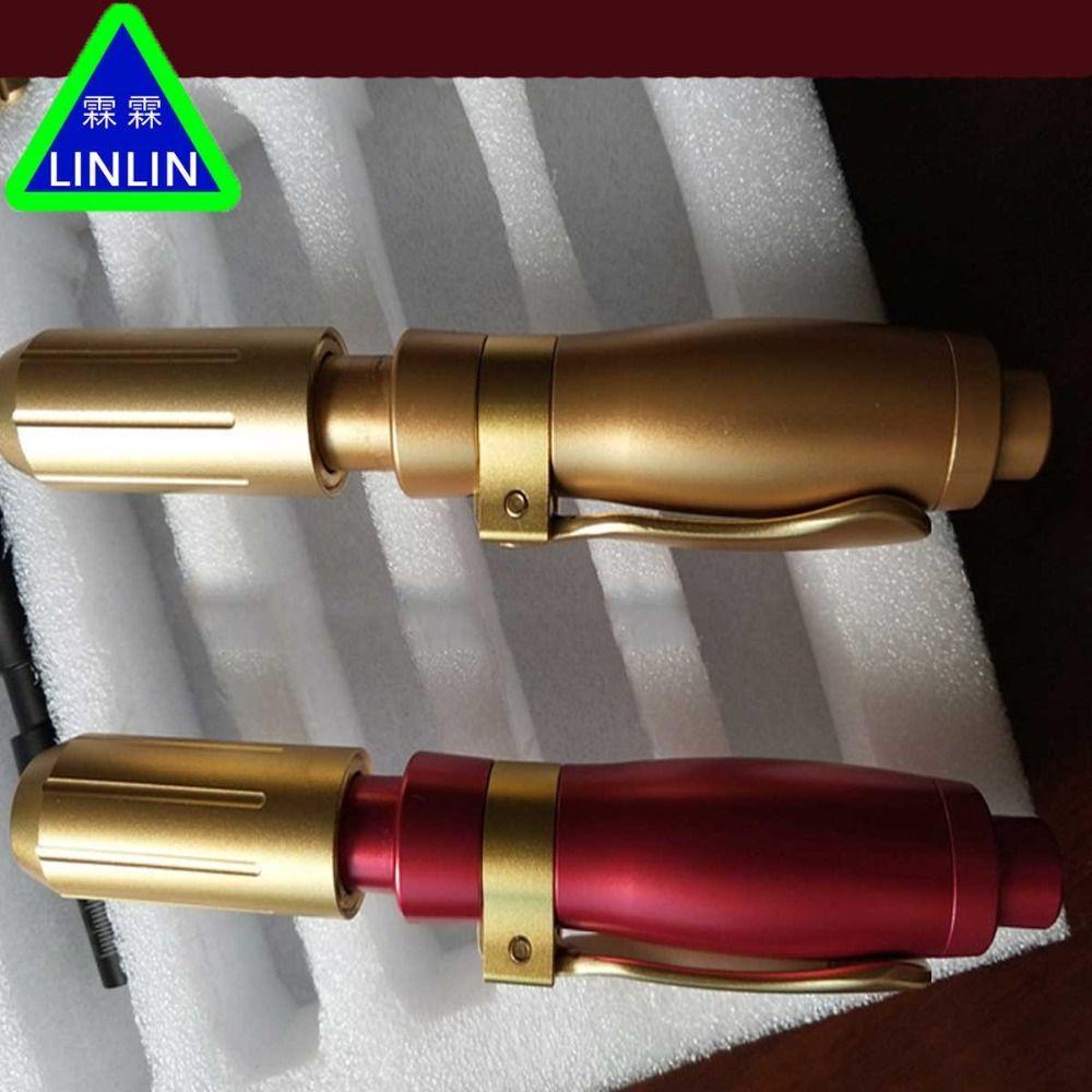 LINLIN Die zehnte generation Einstellbare dosierung Kleine Stahl Pistole Nadel-freies vernebler Falten-entfernen zerstäuber