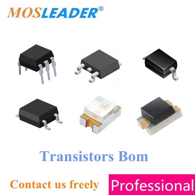 Mosleader Transistors Bom component High quality Please contact customer service freely
