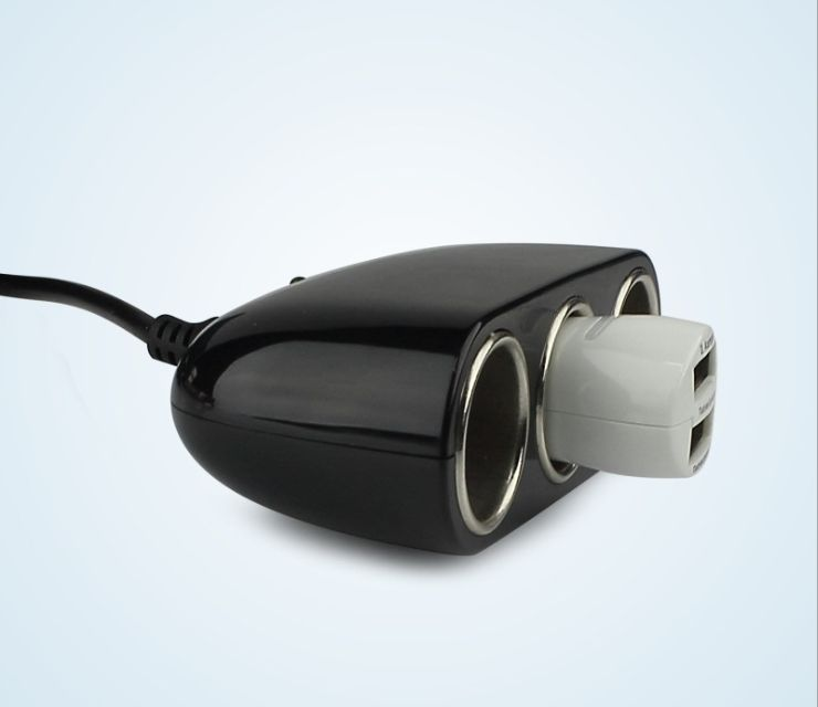 220v to 12v Power converter Cigarette lighter head Car refrigerator home Car cleaners Converter
