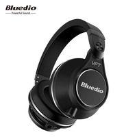 Bluedio UPlus(UFO)Hifi AuricularesInalámbricos Bluetooth 4.1 de diadema con PPS12 doce altavoces y micrófono incorporado