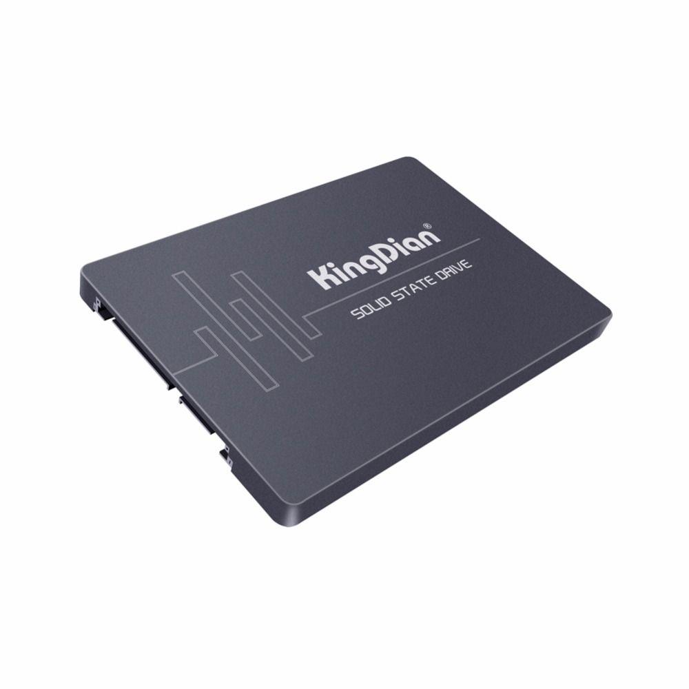 (S400 120 gb) kingDian Günstige S400 Solid State Drive HD HDD 2,5 SATA III Interne Stil SSD Festplatte Disc 120 gb