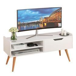 Meuble Tele Standaard Riser Dukungan Ecran Ordinateur Biro Lift Kayu Mueble Tabel Monitor Perabot Ruang Keluarga TV Stand