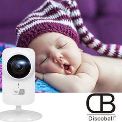 2019 Baru Bayi Tidur Monitor HD 720P Mini Wifi Jaringan Nirkabel P2P Keamanan Rumah Perlindungan Mobile Remote Cam Keamanan