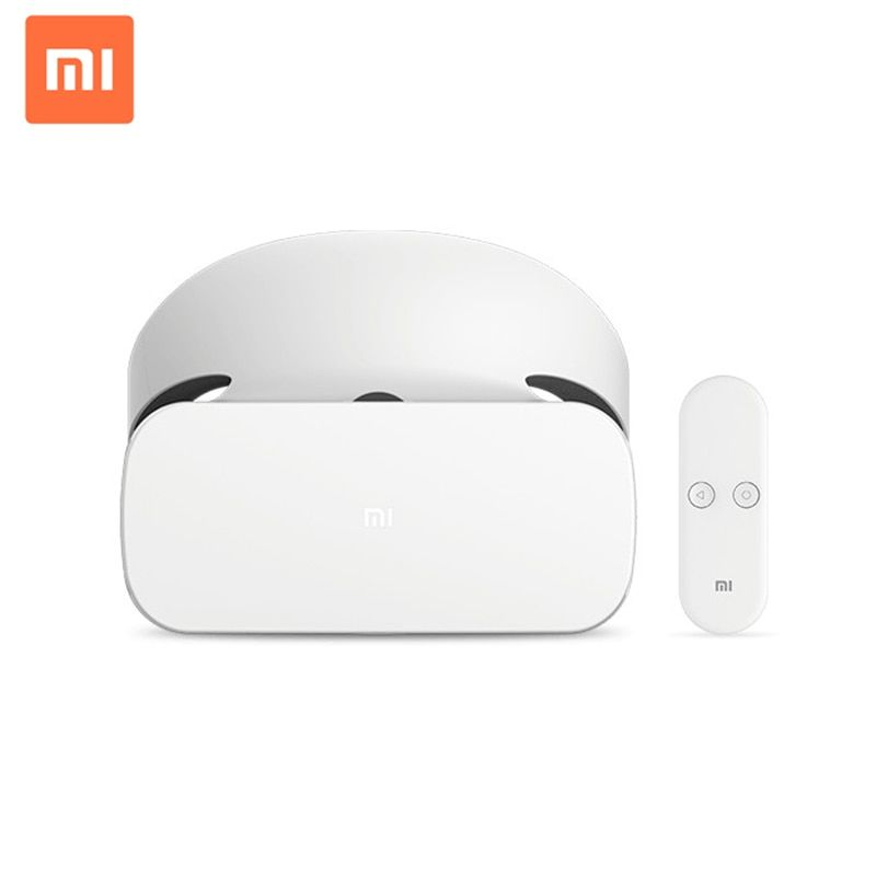 Original Xiaomi VR 3D Virtual Reality Glasses Bluetooth 4.0 103 Degree FOV Object Distance Adjustment with Remote Controller