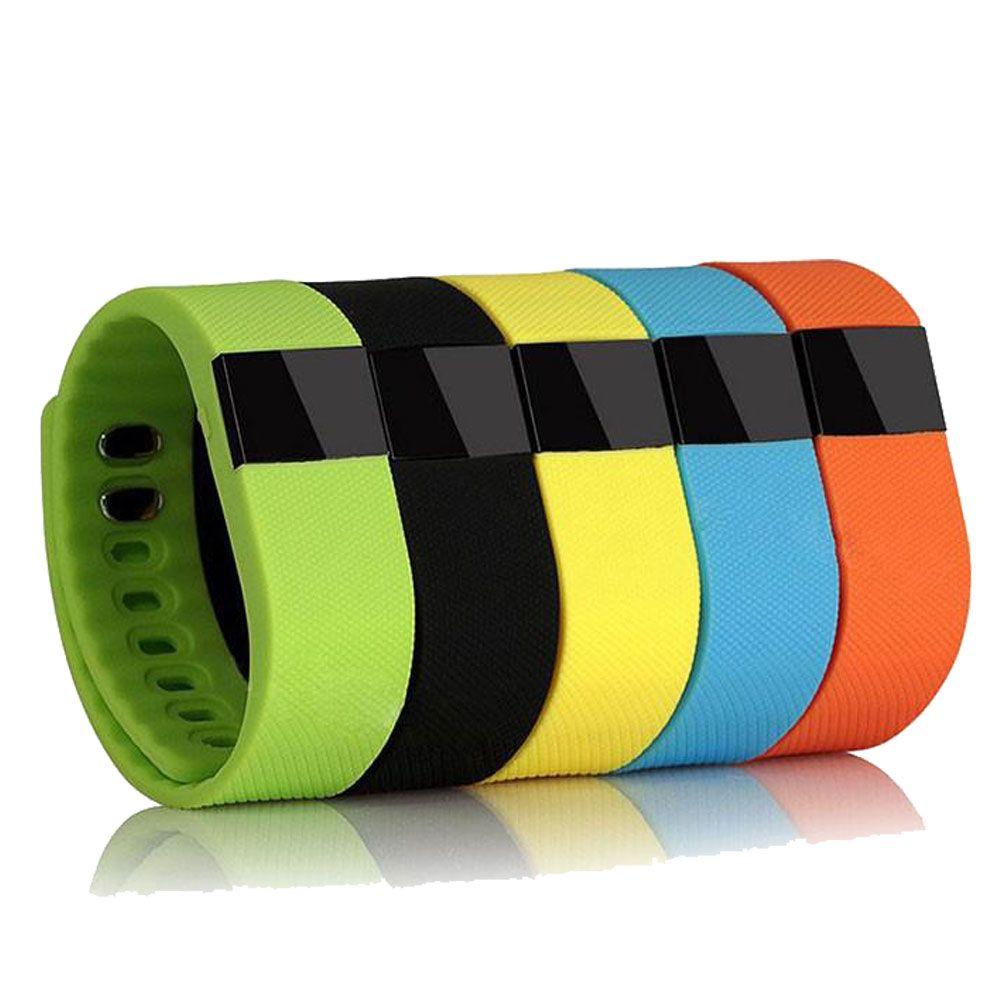 TW64 Smart Band Bluetooth Armband Schrittzähler Sport Armband Fernbedienung Fitness Tracker Smartband Für iOS Android PK ID107