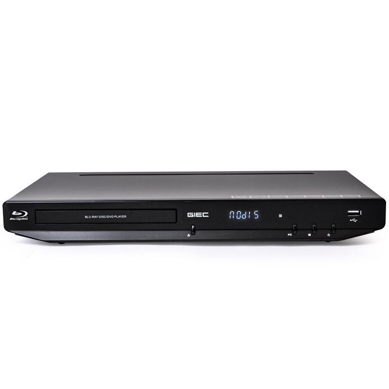 TRANSCTEGO 3D USB Externe Blu Ray Tragbare DVD Player HDD Spieler Media Player DVD Portatil Disk HD mp4 CD DVD Player Schwarz