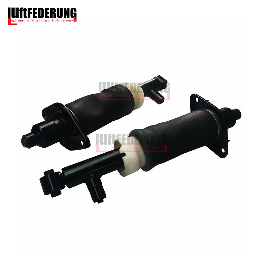 Luftfederung 2PCS Suspension Air Ride Shock Absorber Rear Air Spring Assembly Fit Audi A6 C5 Allroad 4Z7616051A 4Z7616052A