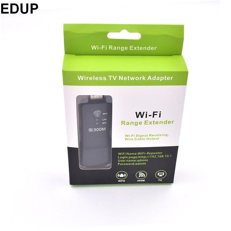 300 M USB sans fil répéteur adaptateur sans fil pour Smart TV wifi adaptateur répéteur ethernet pont pour Samsung Sony LG tout téléviseur