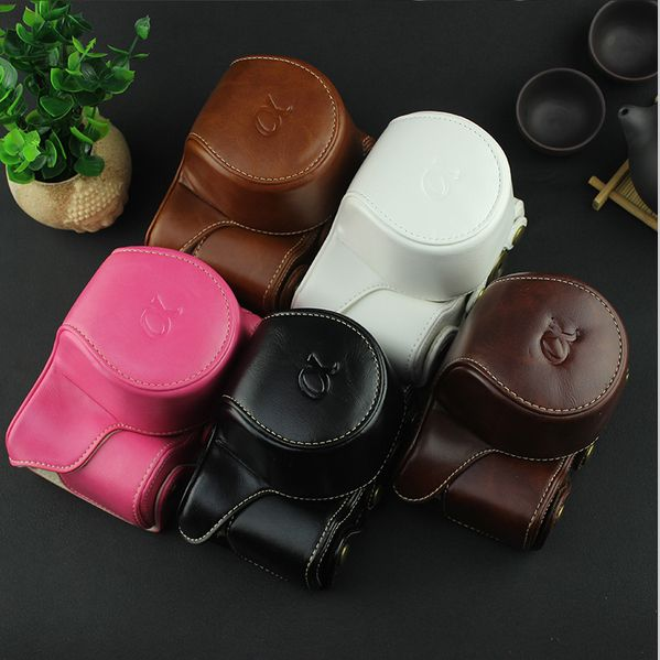 Hot-sale BINMER High Quality Camera Bag Shoulder Bag Case With Strap Pouch For Sony A6000 A6300 NEX6 Gifts Wholesale