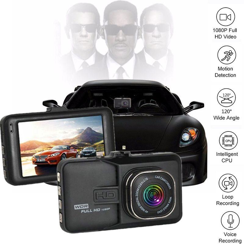 Mini 3.0 Inch Car Dvr Full HD 1080P Dash Cam Camcorder Video Recorder DVR <font><b>Automotive</b></font> Car Camera Registrator Dash Camera
