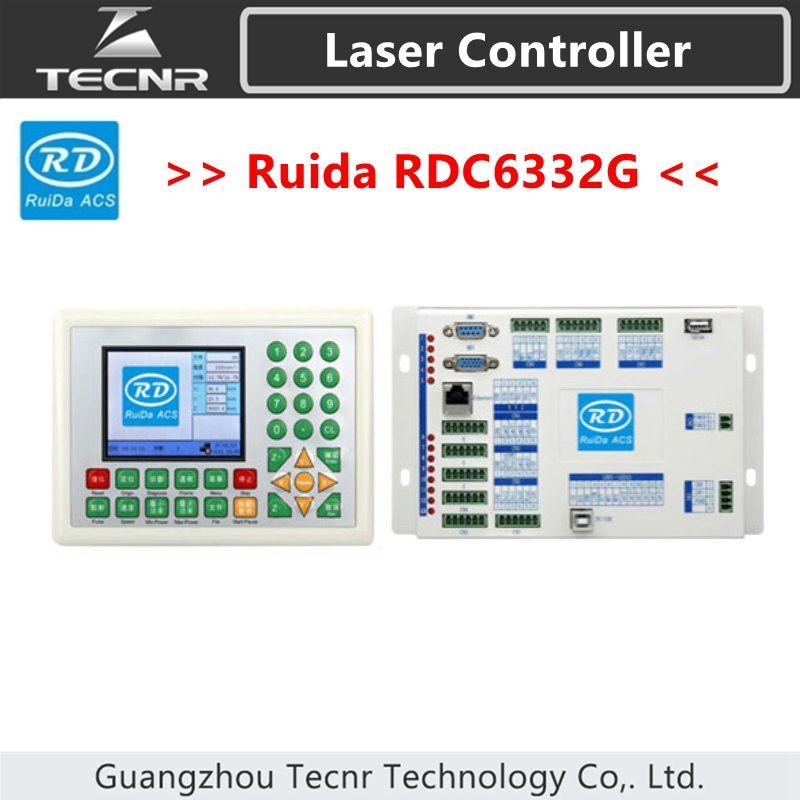 RUIDA RDC6332G 6332M Laser Control System DSP controller for co2 laser cutting machine