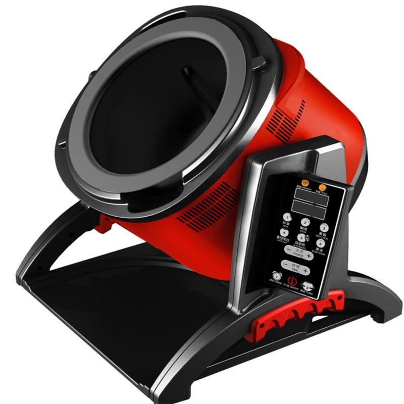 6L Antihaft Multifunktions Intelligente Elektrische Garautomat Kochtopf Elektromagnetischen Wok Chinesisch Englisch tasten