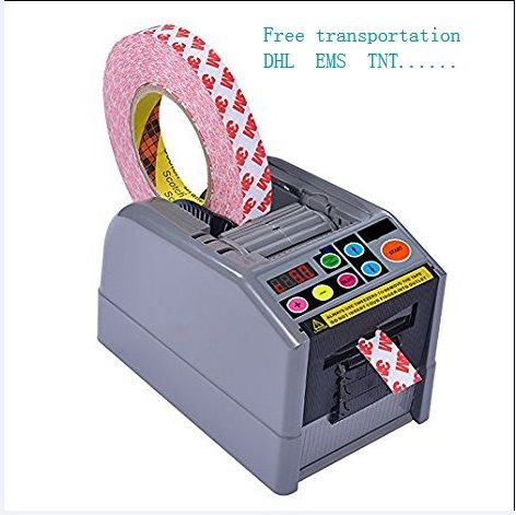 2018 NEW ZCUT-9 automatic tape dispenser, ZCUT9 tape cutter for max. tape width 60mm, max. tape roller dia.300mm, hotsales..