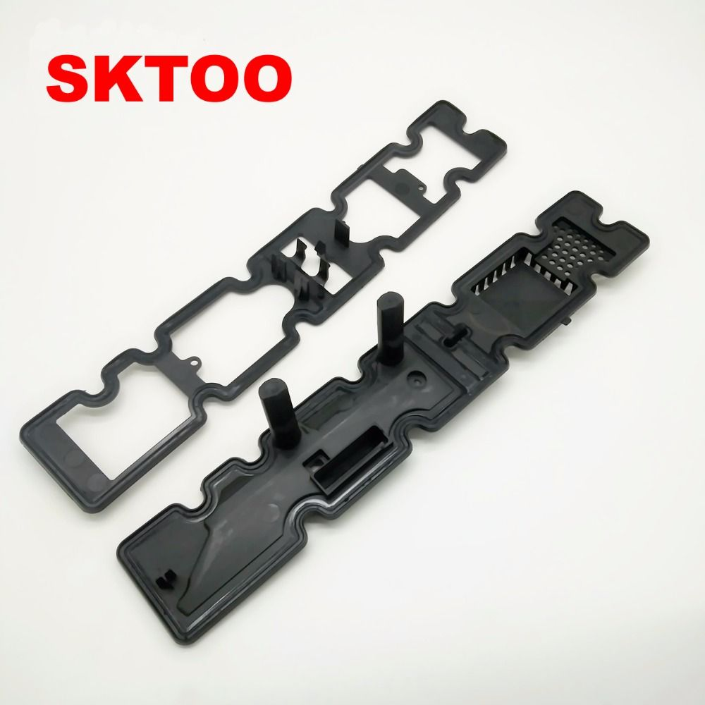 SKTOO 2pcs For Peugeot 508 408 307 C5 Sega Triumph 2.0 2.3 new engine valve chamber cover pad genuine intake and exhaust 0249C7