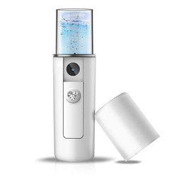 Mini USB Nano Mist Sprayer Wajah Tubuh Nebulizer Steamer Pelembab Kulit Perawatan Alat Portabe Wajah Semprot Kecantikan Alat Instrumen