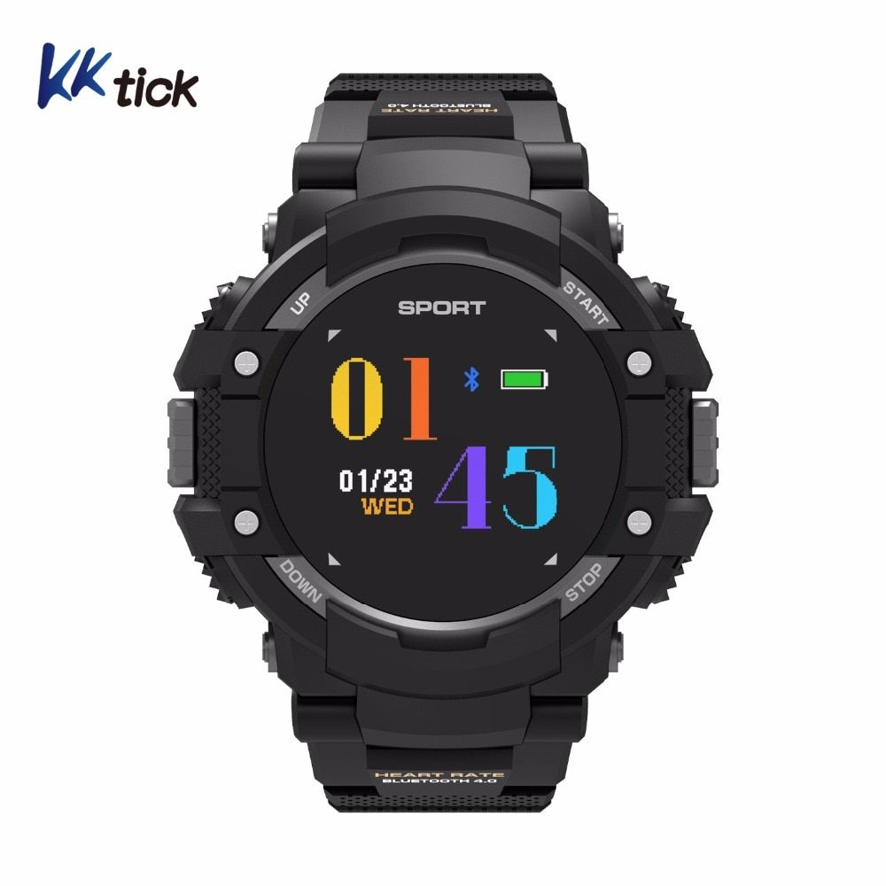 KKTICK F7 GPS Smart Watch Waterproof sports fitness tracker Altimeter Barometer Compass bluetooth smart watch