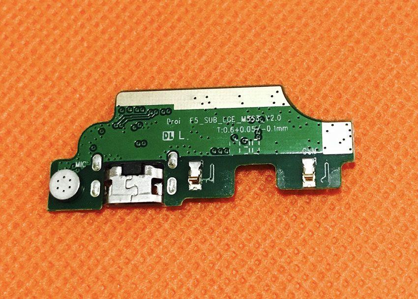D'origine USB Carte de Charge de Prise Pour Leagoo M8 MT6580A Quad Core 5.7