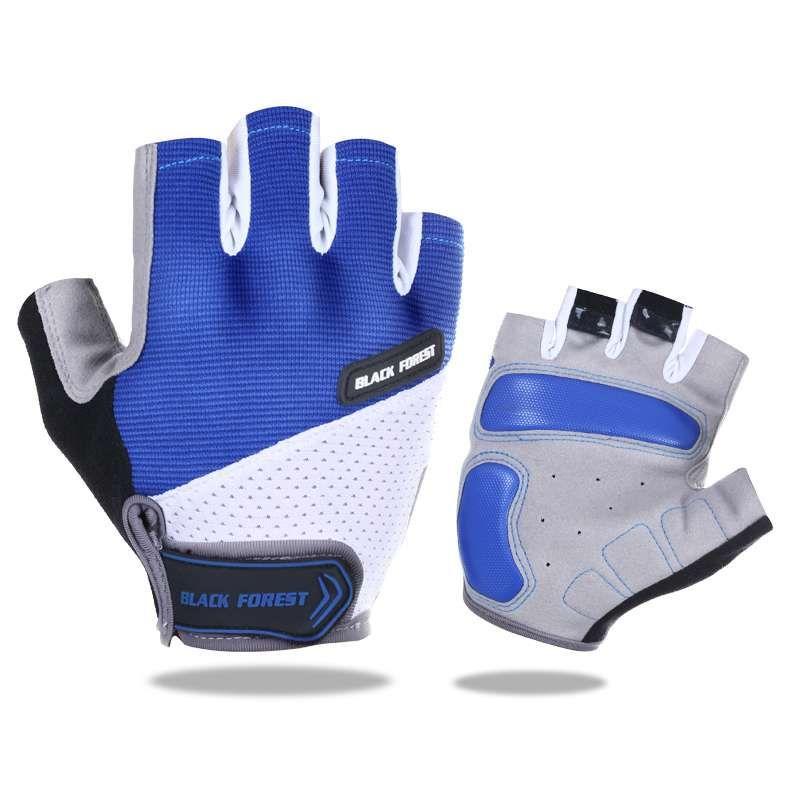 Arbot Fahrrad Handschuhe Fitness Half Finger Radfahren Handschuh Weibliche Silikon Gel Anti-Slip Sommer Atmungs MTB Handschuhe Lycra M L XL