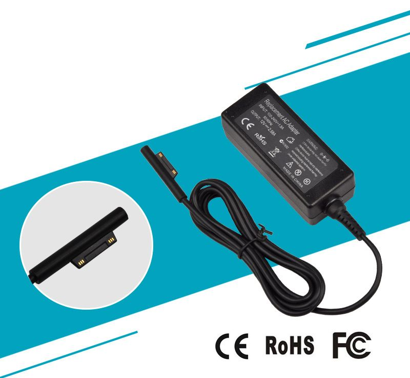 12V 2.58A 36W AC Power Supply Adapter Cable Charger for Microsoft Surface Pro 3 Pro 4 (i5 i7 ) High Quality