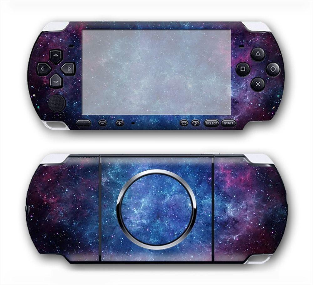 Schöne shinning star sky haut für Sony PSP 3000 Haut Aufkleber Maßgeschneiderte Personalisierte Aufkleber # TN-PP3000-3003