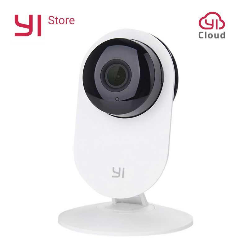 YI Home Camera 720P Night Vision Video Monitor IP/Wireless Network Surveillance Home Security International Version (US/EU)