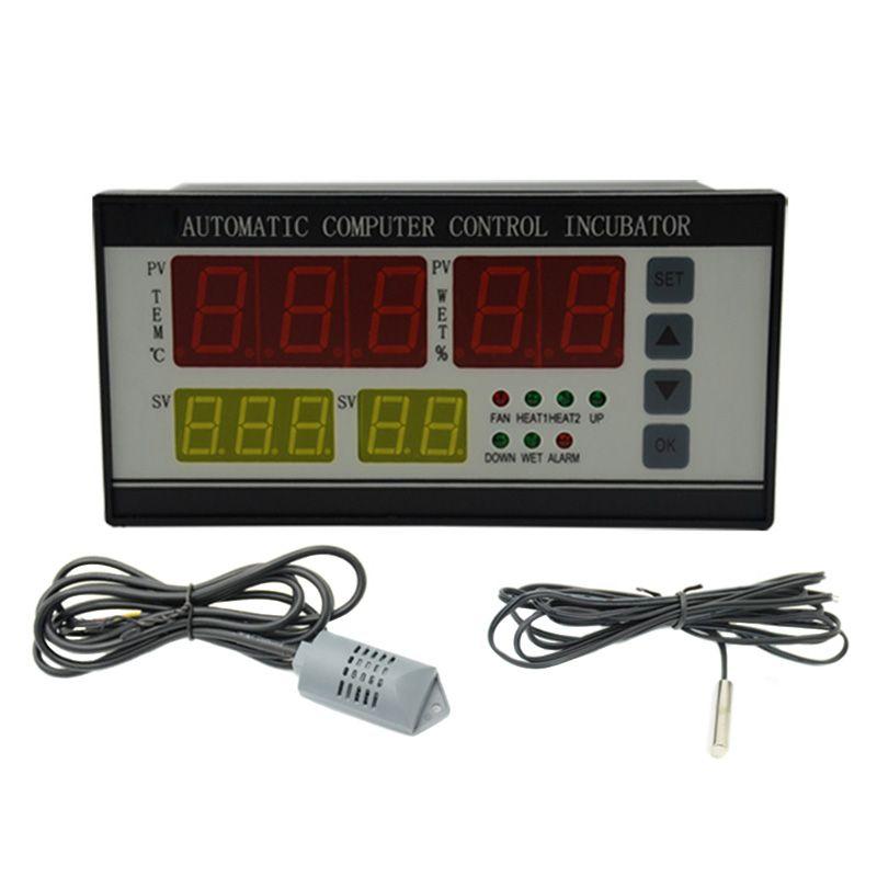 Automatic Incubator Industrial Incubators Humidity Temperature XM-18 Multifunction Controller Incubator Probe Hogard