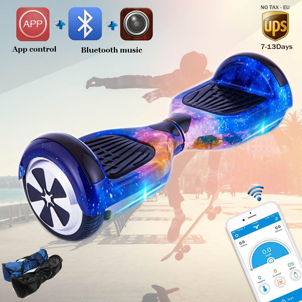 MAOBOOS HOVERBOARD APP elektroroller selbstabgleich Hohe qualität Hover boards oxboard über bord skateboard smart roller
