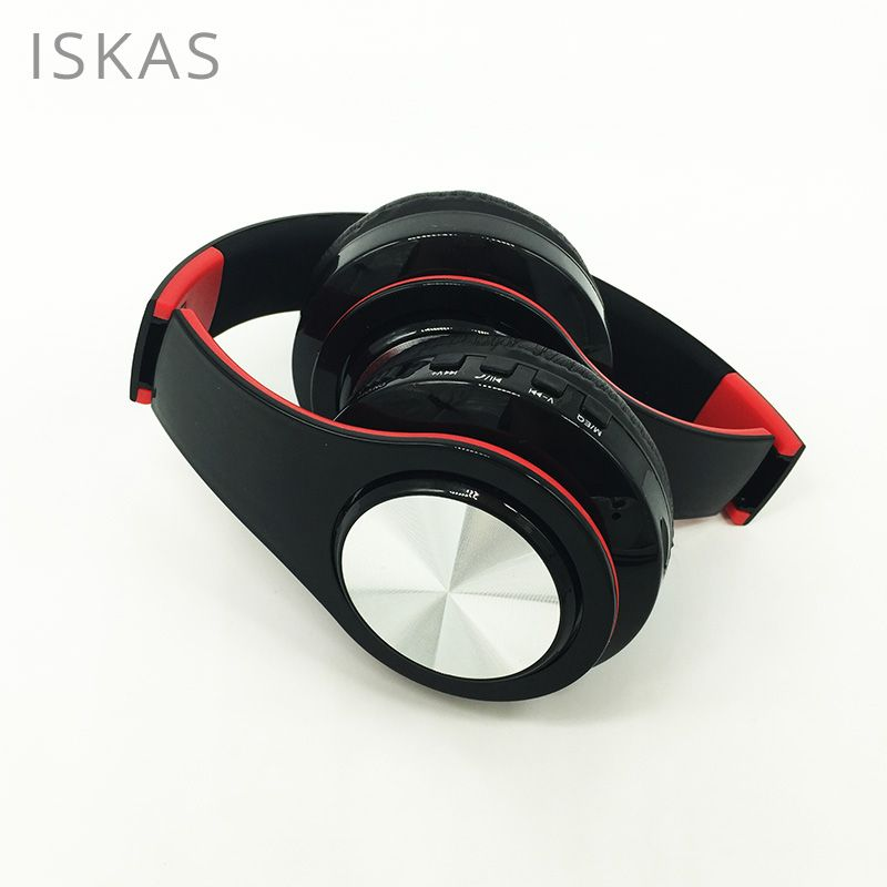 ISKAS Blutooth Earphone Dynamics Audifonos Stereo Phone Wireless Bluetooth Music Phone Cell Phones Consumer Electronics New Good