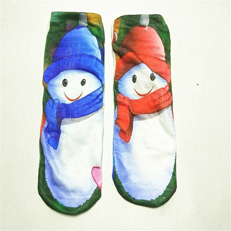 OLN AEL 24-38 fashion Kawaii Cartoon Socks Funny Women's Giraffe Socks Korea Cute strips tube sokken Creative Design Mei