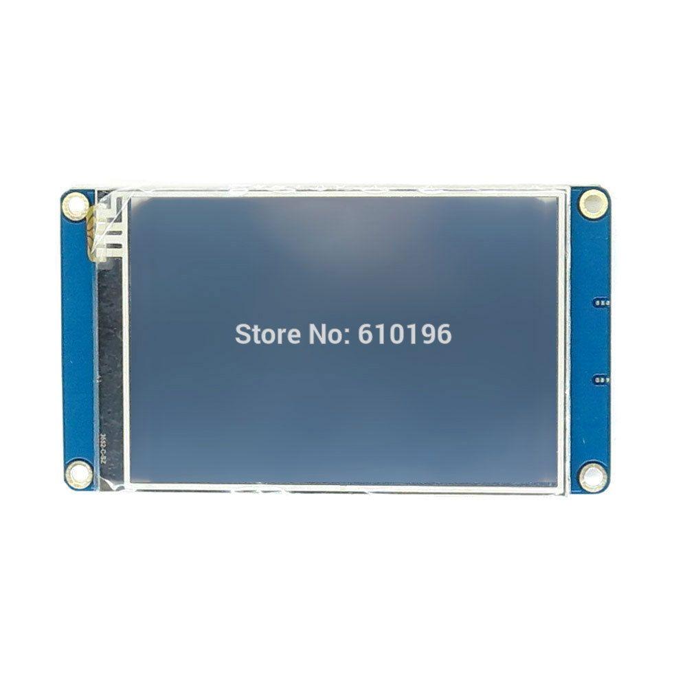 Anglais Version Nextion 3.5 ''UART HMI Smart LCD Écran Du Module D'affichage pour Arduino TFT Framboise Pi LCD ESP8266