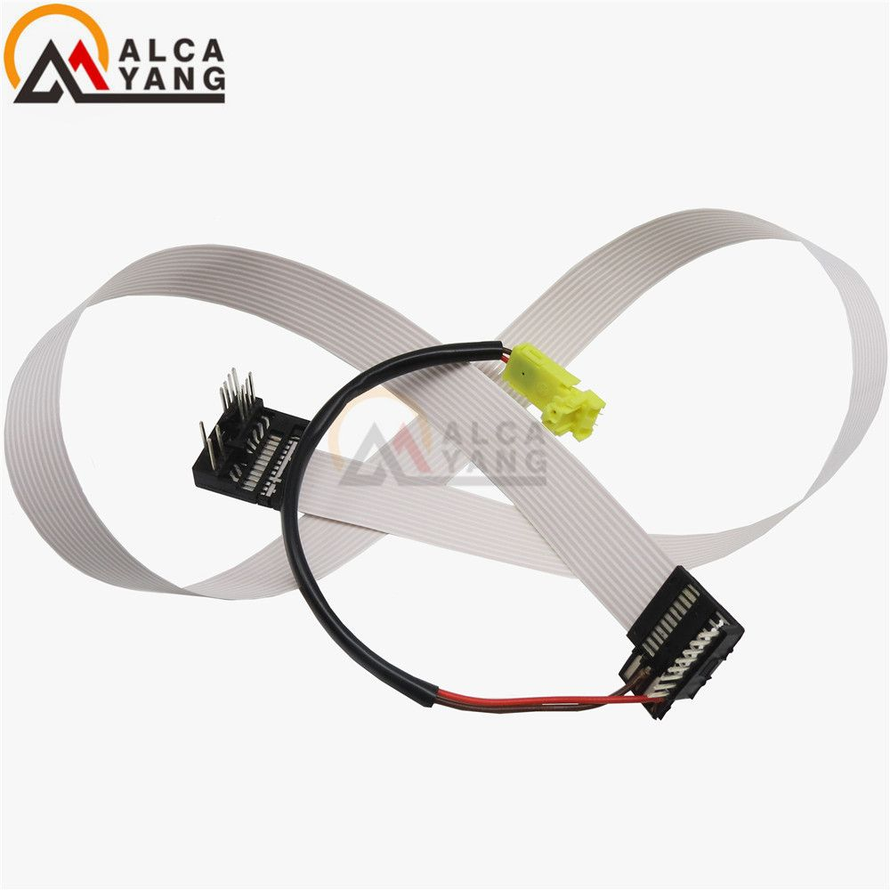 Factory Direct durable Replacement Wire 25567-EB06A FOR NISSAN QASHQAI J10, X-TRAIL T31 car styling Clock Spiral Cable