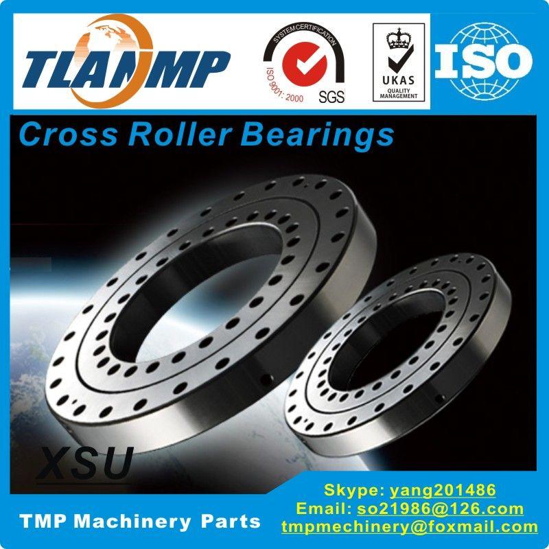 XSU080168 Crossed Roller Bearings (130x205x25.4mm) TLANMP Precision Axial radial load Robotic Bearings