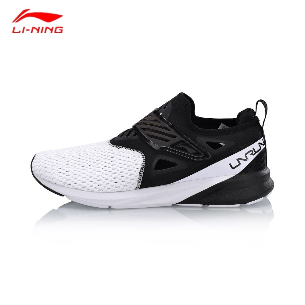 Li-Ning COLOR ZONE Men's Running Shoes Cushion Light Breathable Sneakers Fitness Sports Shoes ARHN073
