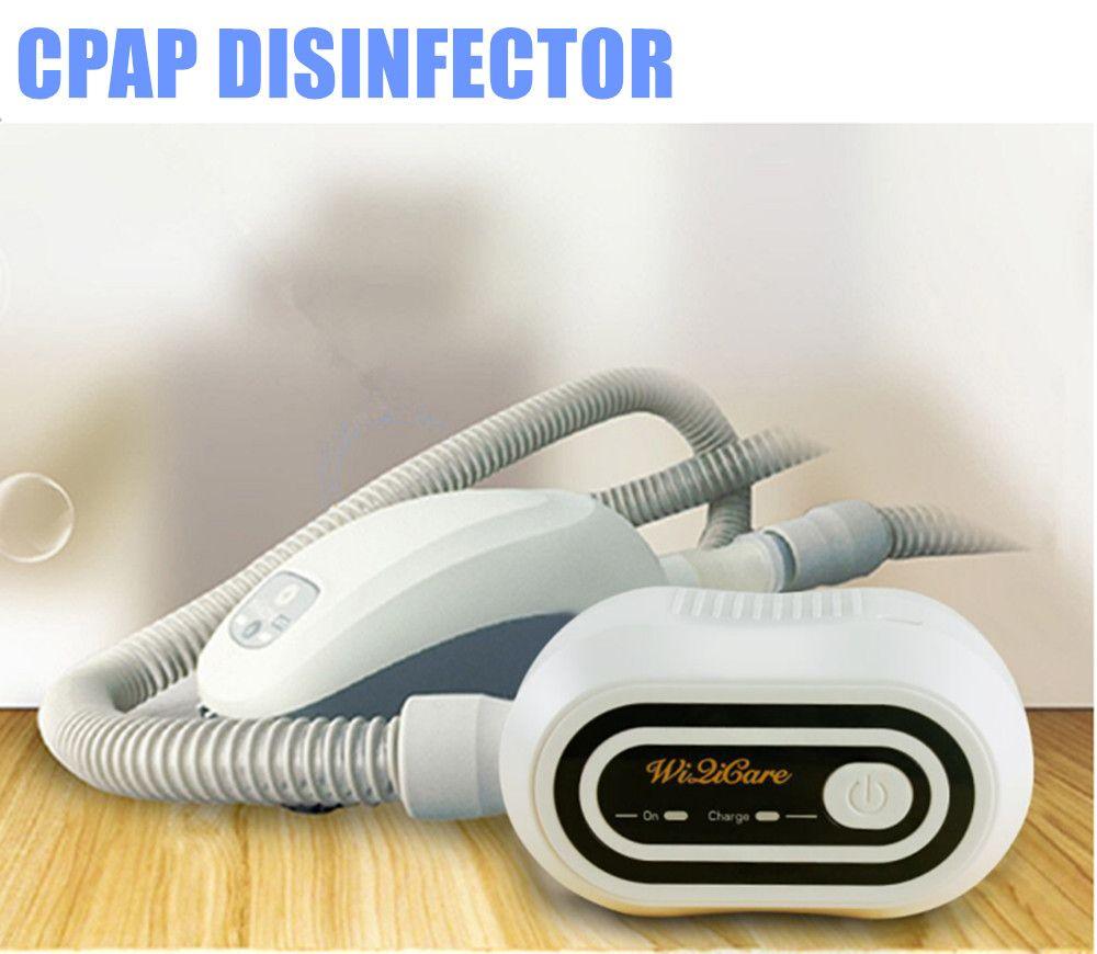 Rechargeable Battery CPAP Cleaner Ventilator Sanitizer 2000mAh CPAP Auto CPAP Disinfector Sleep Apnea OSAHS OSAS Anti Snoring