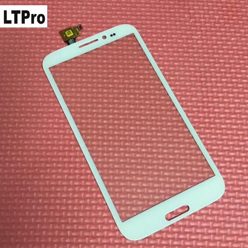 LTPro High Quality Tested Working Black White Touch Screen Digitizer For ZOPO ZP950 Mobile Sensor Glass Panel Replacement