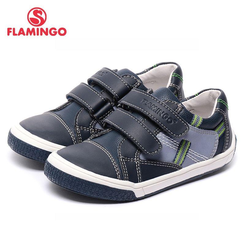Фламинго Новое поступление 2017 года Весна и осень кроссовки для мальчиков Мода Высокое качество обувь для детей 71p-bst-0144