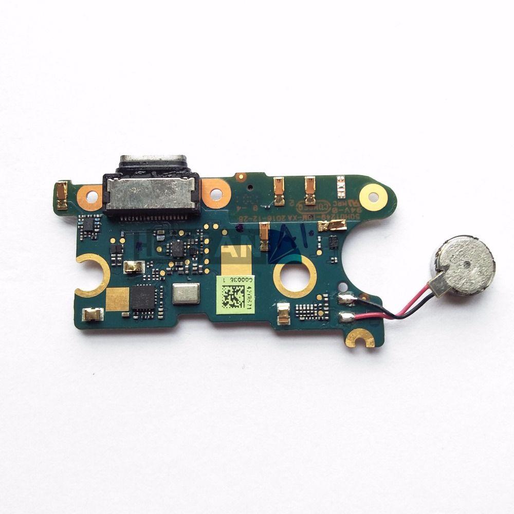 Original For HTC U11 USB Dock Connector Charging Port Flex Cable Replacement Parts