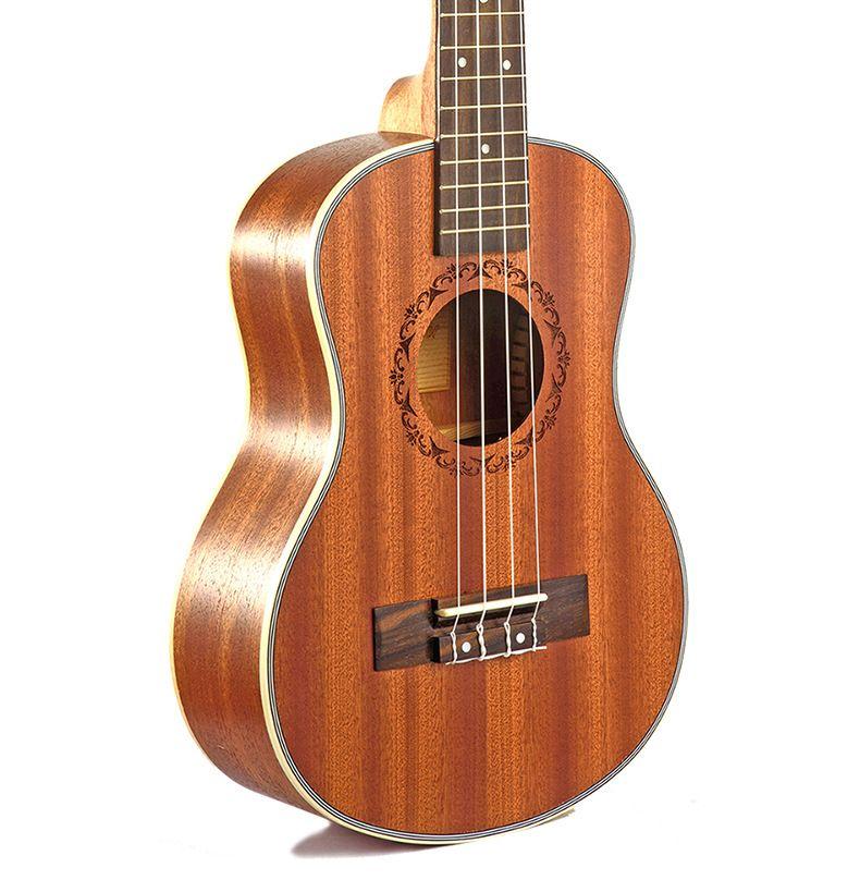 SevenAngel 23 Concert ukulélé 4 cordes AQUILA hawaïen Mini guitare Uku guitare acoustique Ukelele 12 modèles guitarra envoyer des cadeaux