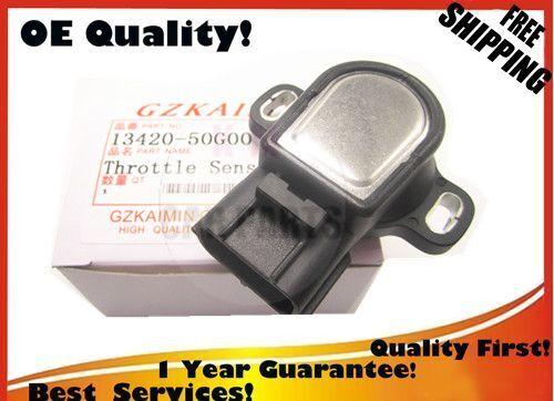 free shipping new Throttle Position Sensor tps sensor 13420-50G00 1342050G00 94-00 for SUZUKI for GEO for CHEVROLET
